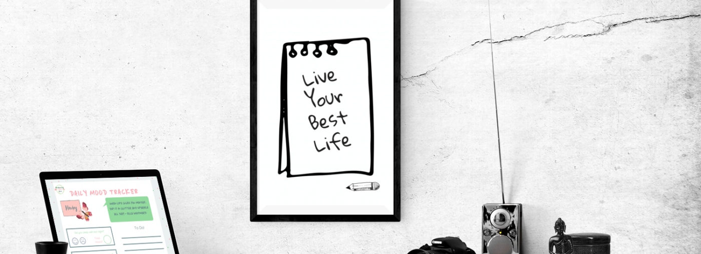 Live Your Best Life Digital Download